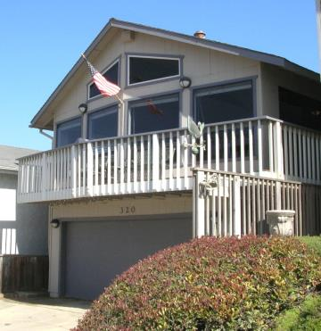 Vacation Beach House, Pismo State Beach, Oceano, California